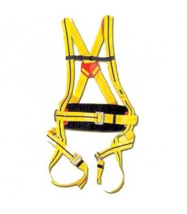 Imbragatura anticaduta mass con cintura sicurezza