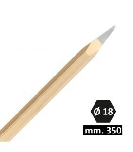 PUNTA EXCALIBUR 300 MM. Ø 16