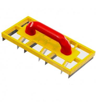 Rasatore rabot 7 lame modello liscio
