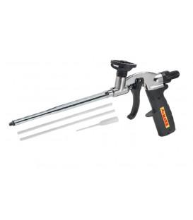 Pistola per schiuma poliuretanica professionale