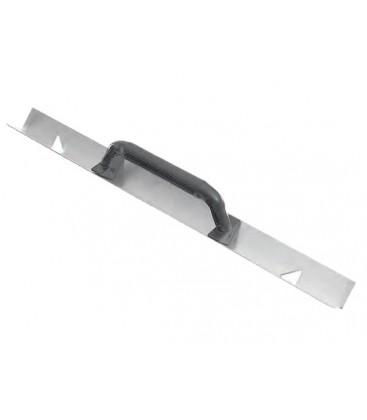 Stadia ad angolo interno in lega d'alluminio 70 mm