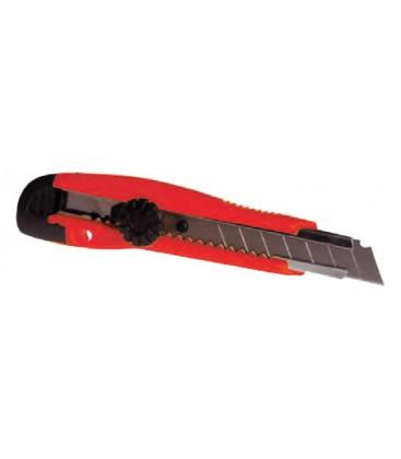Cutter taglierino lama 18 mm Mass